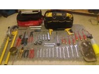 plumbers tools,blowtorch and benders 150 ONO..