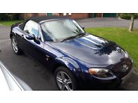 MX5 2007 (07) 1.8 Special Edition Icon 41k FSH