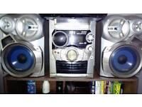 Pannasonic stereo
