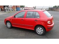 SKODA FABIA 2006 1.2 ONLY 55K LOW MILEAGE 11 FULL YEAR MOT £1295