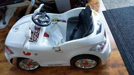 Childrens Ride In Electric Toy Car