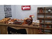Superstar Office Administrator Needed For Top London Bakery £26K OTE
