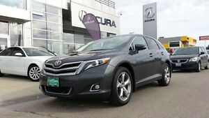 2013 Toyota Venza, Leather, Panoramic Roof, Heated Seats, Back