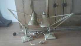 Antique /vintage desk lamps