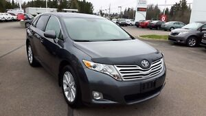 2012 Toyota Venza LE AWD with Leather Package.