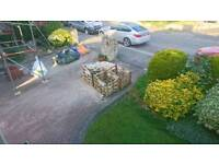 Box pallets free to collect