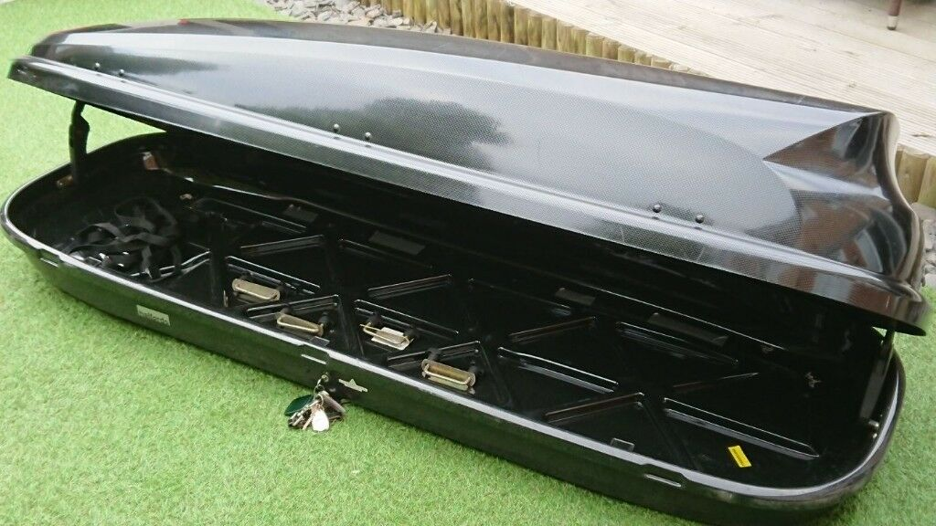 Black Roof box | in Hedon, East Yorkshire | Gumtree