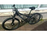 "14"" frame bike. New chain. In good working order. Offers"