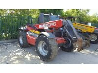 Manitou MLT 627 Turbo 2012
