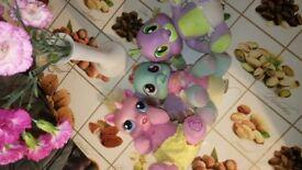 My little pony x 3