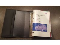 VW Touareg Full Owners Manual