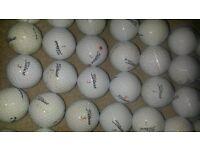 46 Titleist Golf Balls in good condition £20