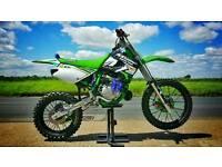 Kawasaki kx80 evo motocross