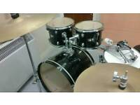 Premier drums with new sticks Very Good Condition