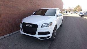 2014 Audi Q7 3.0T Progressiv
