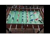 4 in 1 football/air hockey/pool/table tennis table