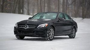 2015 Mercedes-Benz C-Class C300 4MATIC NAVIGATION BACK-UP CAMERA