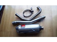 SCORPION STAINLESS STEEL EXHAUST SYSTEM