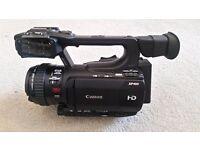 Canon XF100 E/ HD professional camcorder-1080 pixels