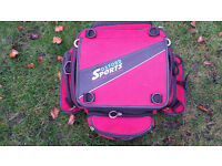 OXFORED LIFETIME EXPANDABLE TAIL BAG AND PANNIERS VGC