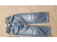 Boys Diesel jeans size 5 years