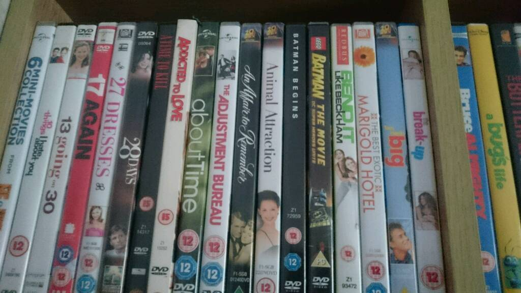 DVDS - Movies