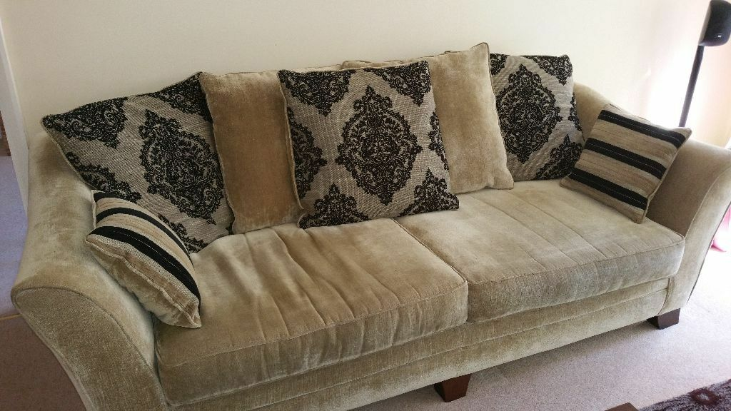 Furniture Village Hennessey Seater Sofa In Chandlers Ford