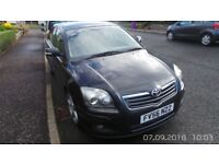 for sale Toyota Avensis 2.2 D-4D T Spirit