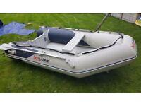 Honwave 270 dinghy