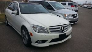 2010 Mercedes-Benz C-Class C350 4MATIC...NAVIGATION..LEATHER..LO