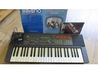 Saisho Pro Synth Stereo Electronic Keyboard