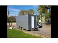 Fully Equipped Catering Trailer
