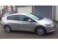 REDUCED PRICE!!!Cheap rent for a HONDA Insight,Hybrid PCO car Hire only £120 P/W