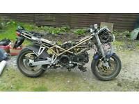 Ducati ST4 (916) project