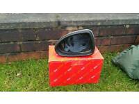 Corsa D wing mirror brand new in box unpainted