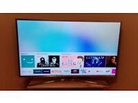 Samsung 40'' 4K UHD TV MU6400 For Sale!!!