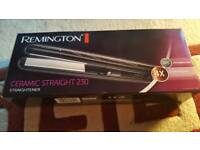 Hair straighteners remington