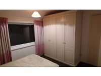 Double room to rent for single person.