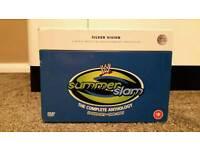 Wwe summerslam anthology dvd box set