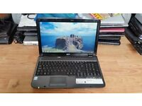 acer aspire 5735 windows 7 3g memory 300g hard drive webcam wifi dvd drive