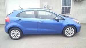 2012 Kia Rio EX GDI with Sunroof
