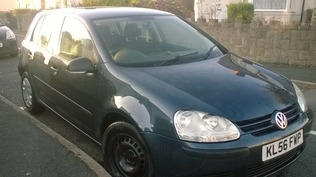VW GOLF MK 5 BLACK ALL PARTS / BREAKING FOR SPARES PARTS