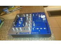 Numark dxm 06 2 channel mixer