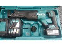 Makita DJR187 18V Brushless Reciprocating Saw