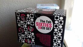 20 cd bax set [fab sixties]