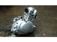 HONDA CBF 125 ENGINE 2008-2015