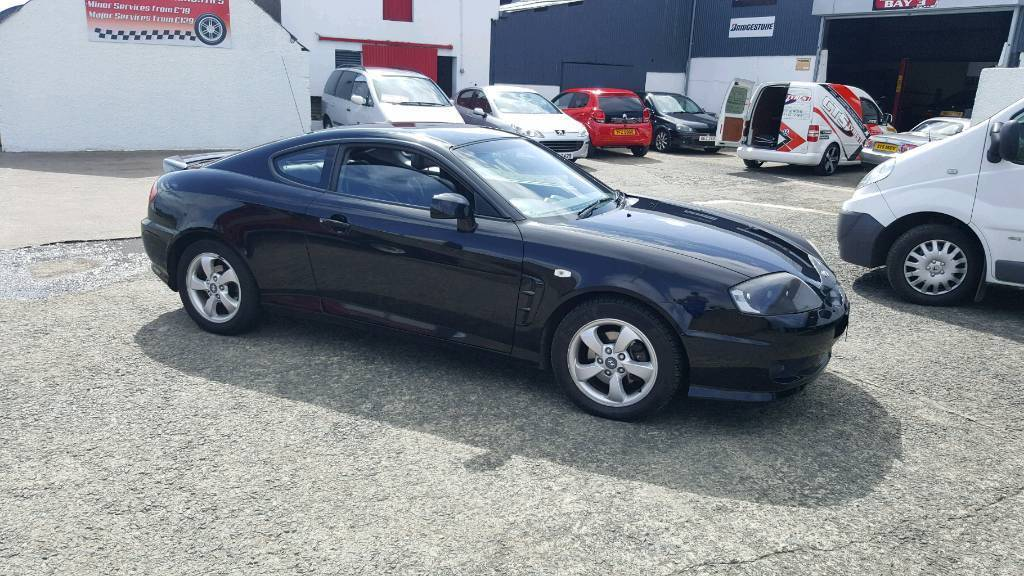 Hyundai Coupe S 1.6 16v sale or swap