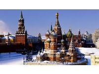 Russian language of all levels -private tuition