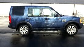 Landrover Discovery 3 2005 SE Model