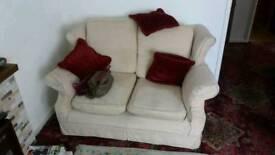 Bridgecraft sofas 2 and 3 seater